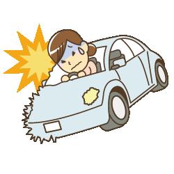 川崎市中原区 ヒロ整骨院&整体院の交通事故イラスト