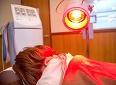 武蔵新城 ヒロ整骨院・整体院の最新の治療機器