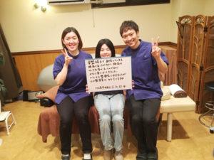 川崎市中原区 30代 女性 骨盤矯正の口コミ